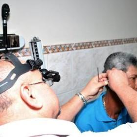 Widex organizó jornada de despistaje auditivo para habitantes del municipio Mariño en Margarita