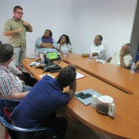 2da. Mesa Técnica sobre la problemática comunicacional de personas con discapacidad auditiva